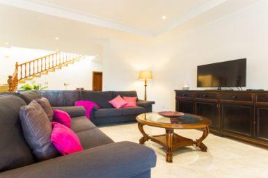 Wohnbereich Villa Ca Nostra