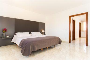 Schlafzimmer Villa Ca Nostra