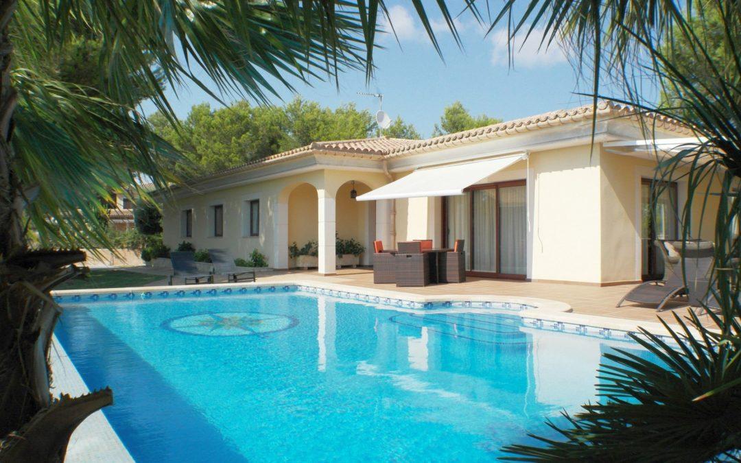 Villa am Meer auf Mallorca