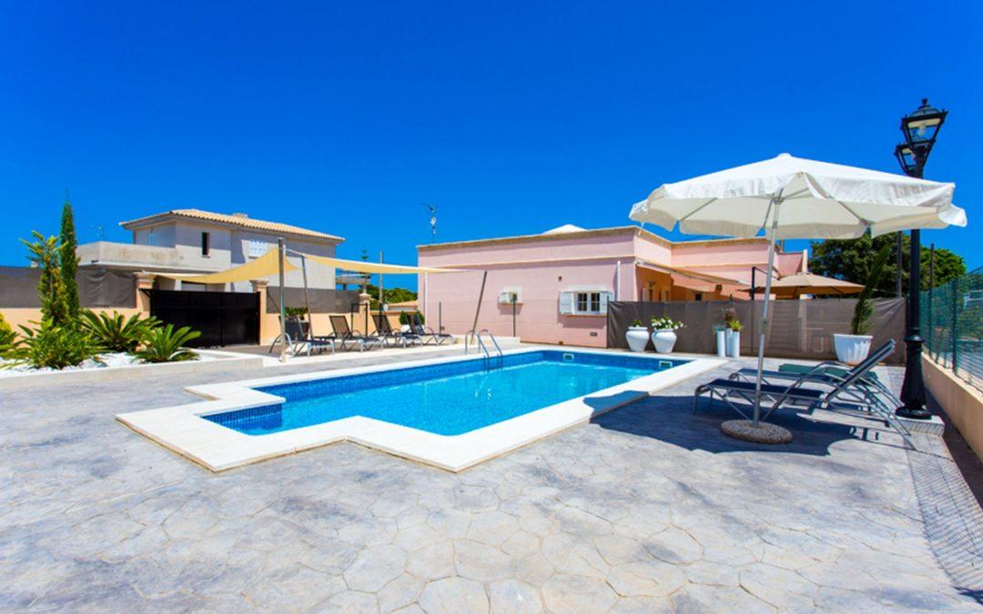 Villa Mallorca mit Pool und am Meer
