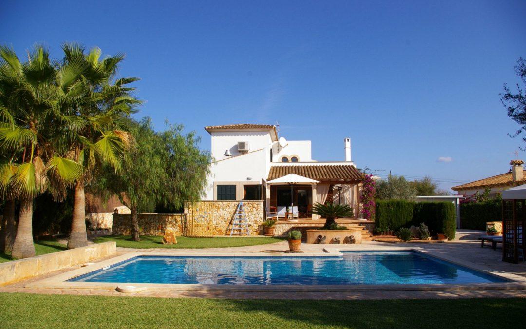Villa Mallorca mit Pool in Porto Colom
