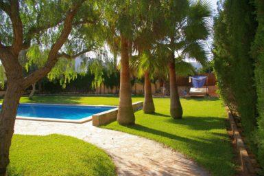 Villa Mallorca für 8 Personen