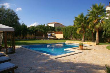 Villa Mallorca im Süden