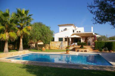 Exklusive Villa Mallorca