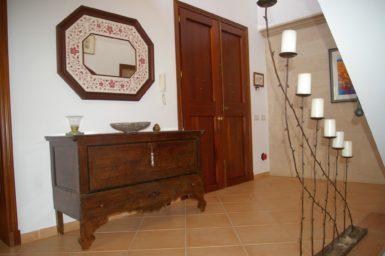 Villa Colom - Eingangstür