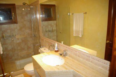 Villa Colom - Bad mit Dusche