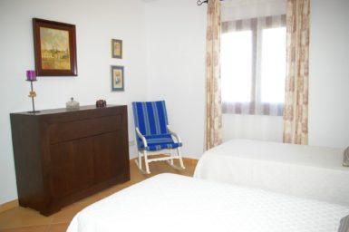 Villa Colom - Schlafzimmer im EG
