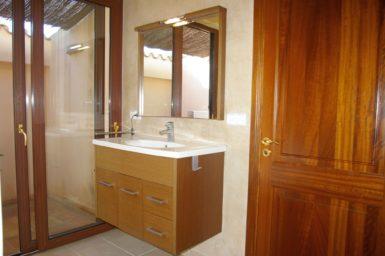 Villa Colom - Bad mit Waschbecken