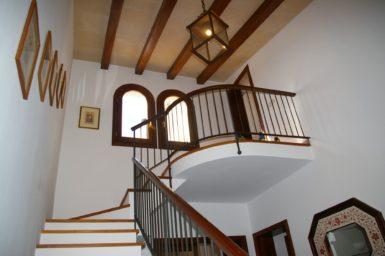 Villa Colom - Treppe ins OG