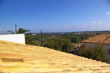 Villa Mallorca mit Ausblick bis zum Meer