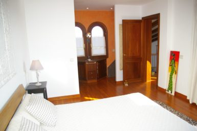 Villa Colom - Schlafzimmer mit Bad en Suite