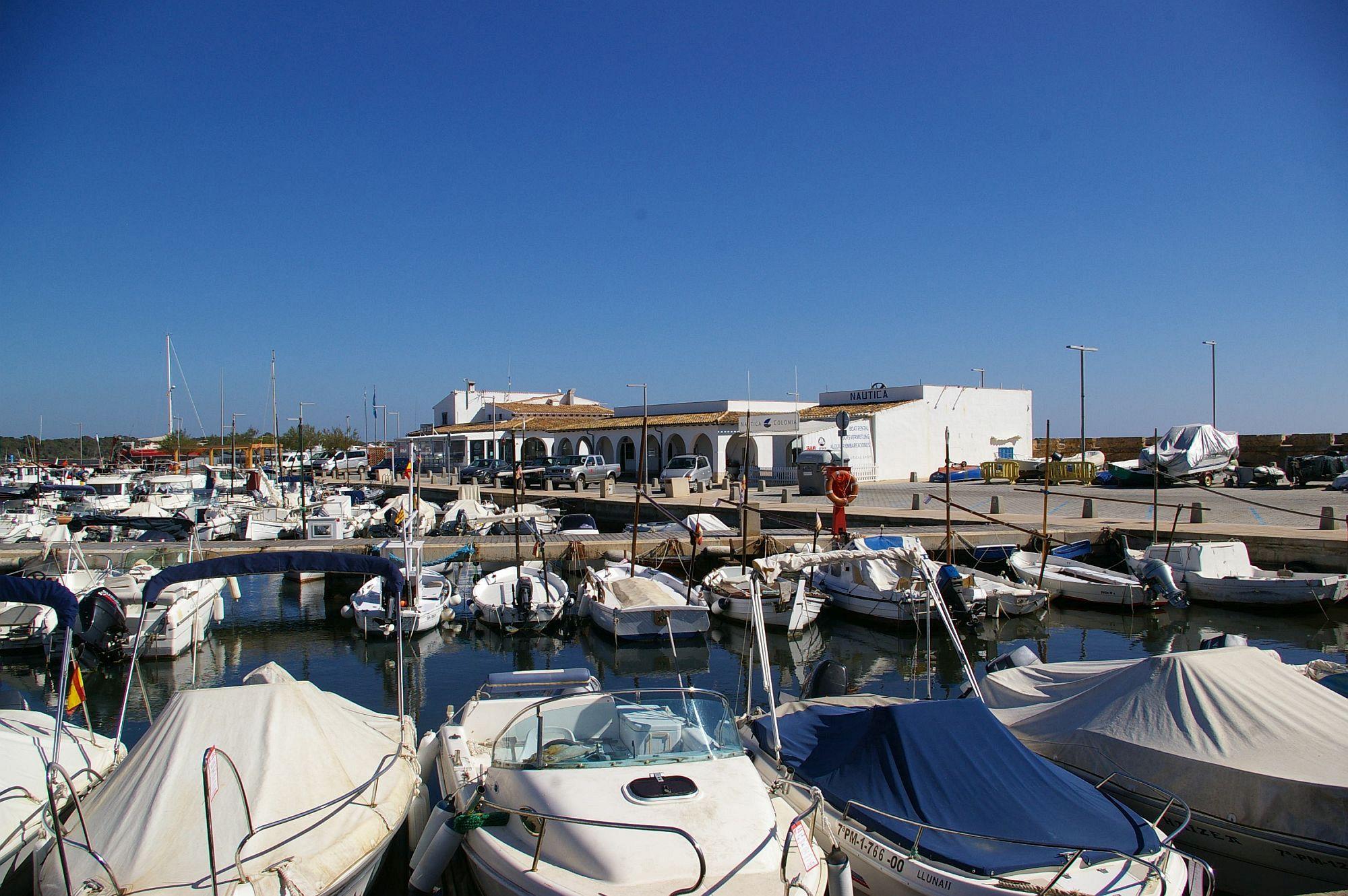 Hafen Mallorca