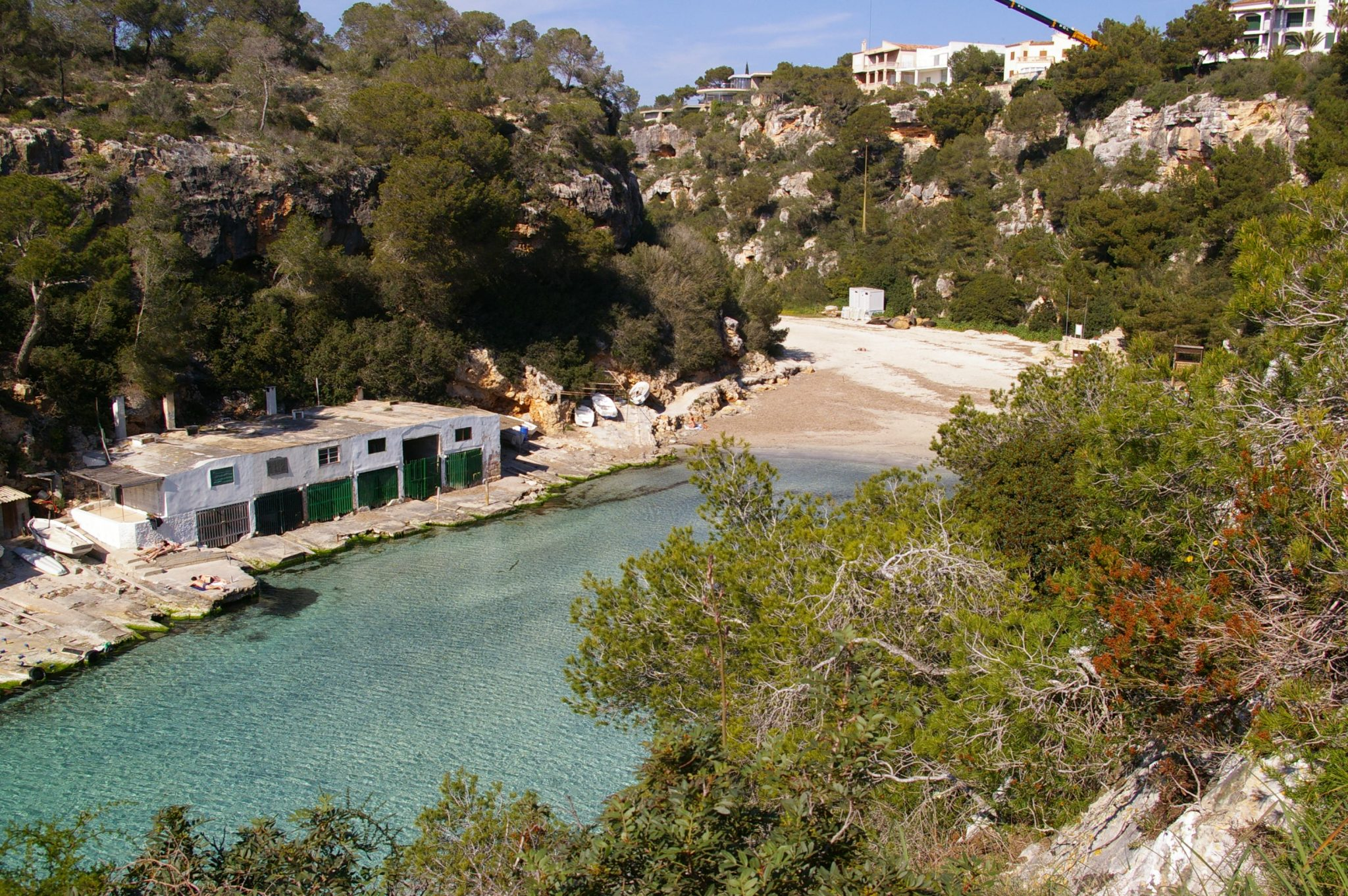 Cala Pi - Strand im Süden von Mallorca