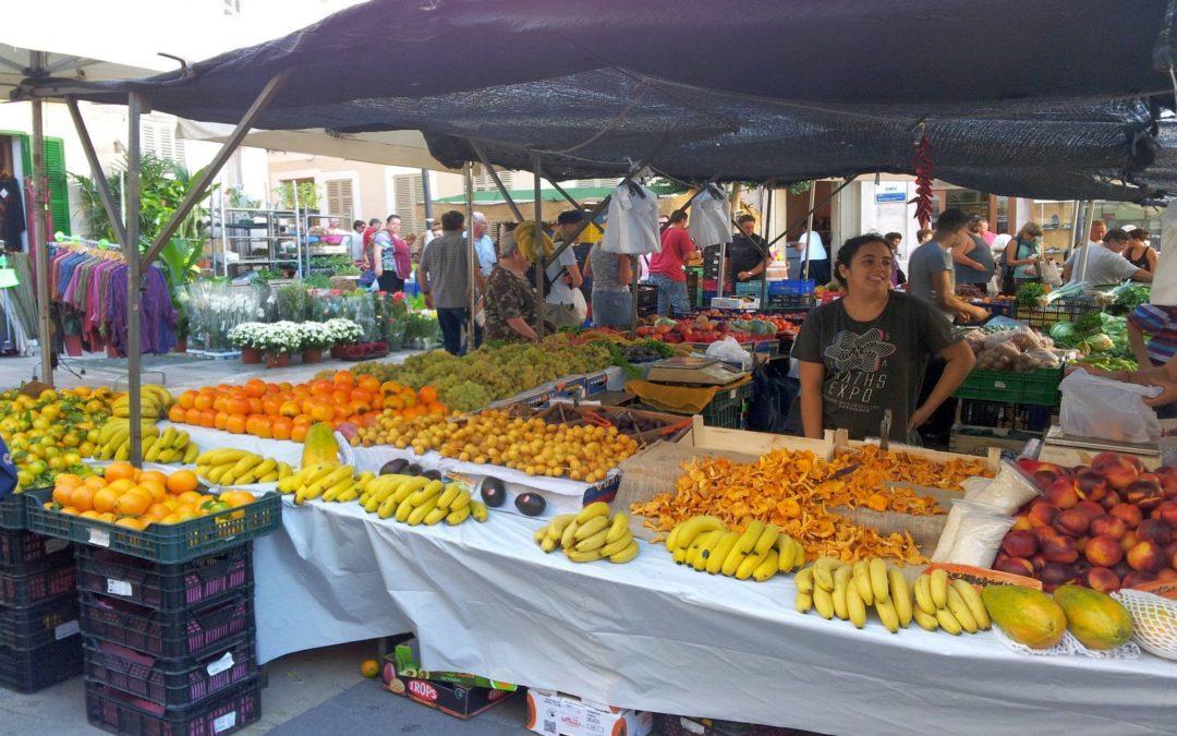 Beliebte Wochenmärkte auf Mallorca