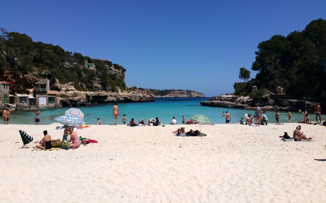 Naturstrände auf Mallorca