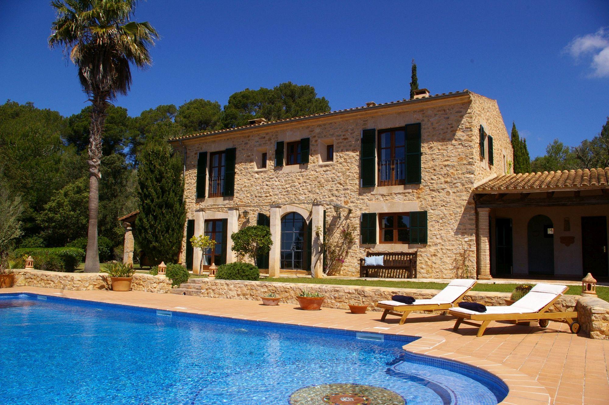 Finca zu mieten im Süden Mallorcas
