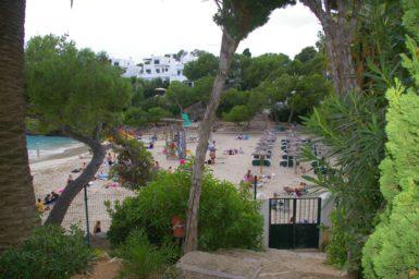 Ferienhaus Playa Dor - direkter Strandzugang