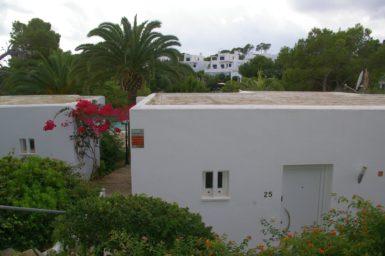 Ferienhaus Playa Dor - Eingang