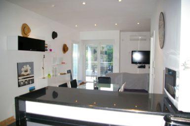 Ferienhaus Playa Dor - Blick von der Küche