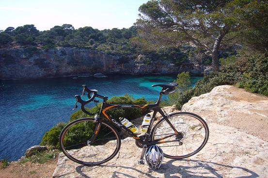 Fahrradfahren auf Mallorca