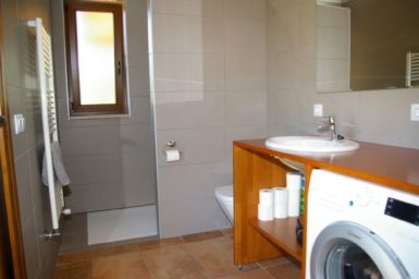 Finca Sa Tortuga - Bad mit Dusche