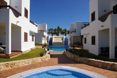 Ferienhausanlage auf Mallorca