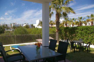 Ferienhaus mit privaten Garten