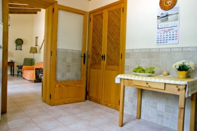 Küche der Finca