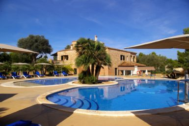 XXL Finca an der Nordküste Mallorcas