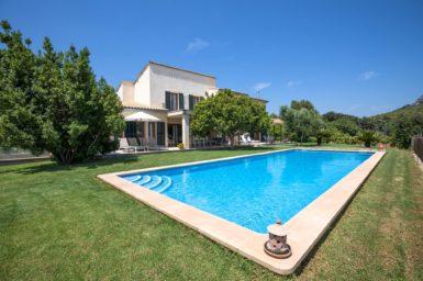 Moderne Finca auf Mallorca