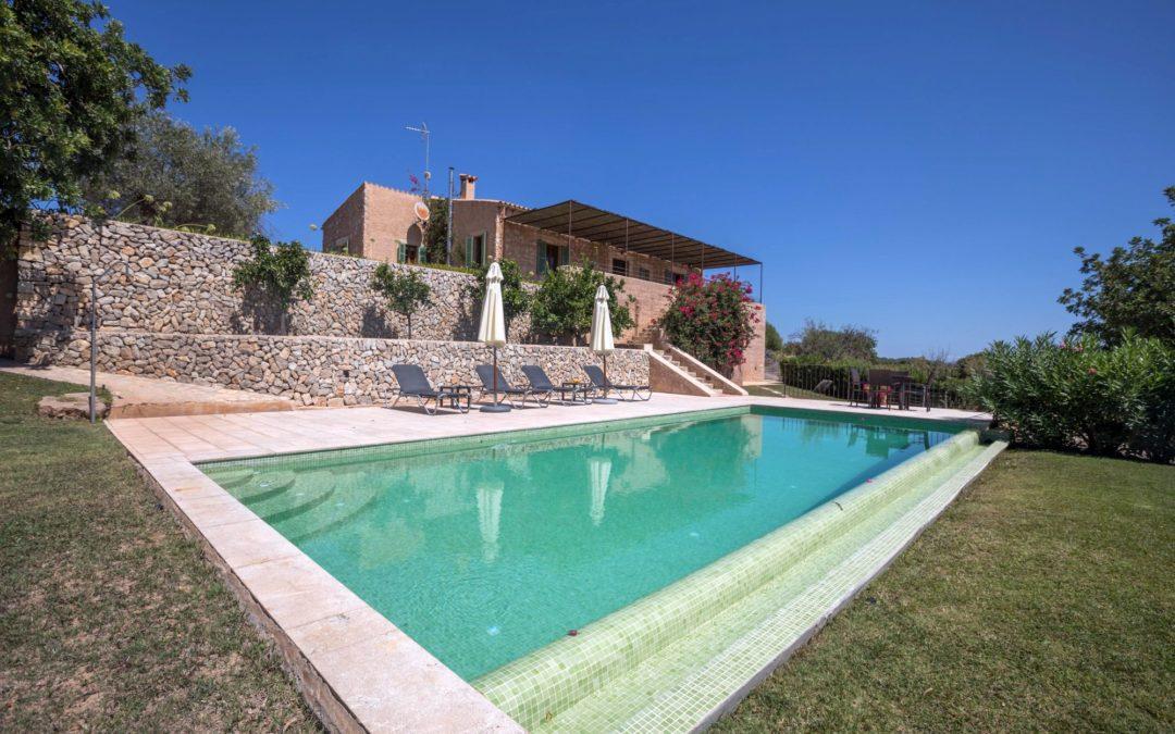 Finca für 4 Personen auf Mallorca