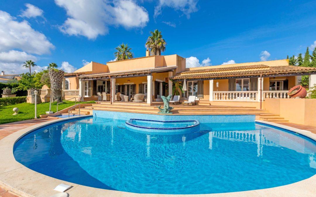 Finca nahe Golfplatz auf Mallorca