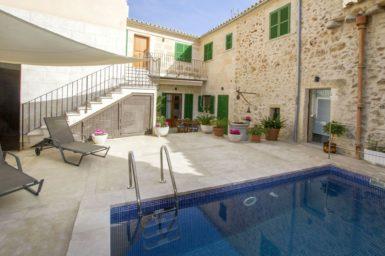 Stadthaus im Herzen von Mallorca