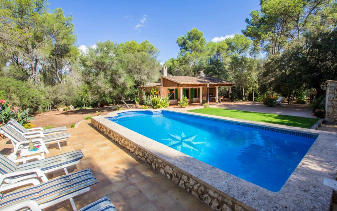 Finca mit privaten Pool auf Mallorca
