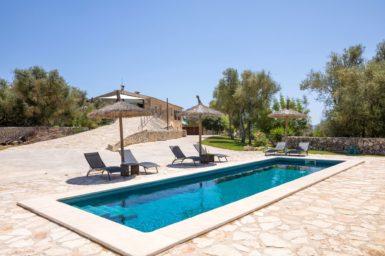 Mallorca Finca für 6 Personen