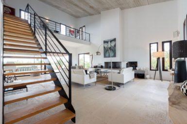 Der moderne Wohnbereich