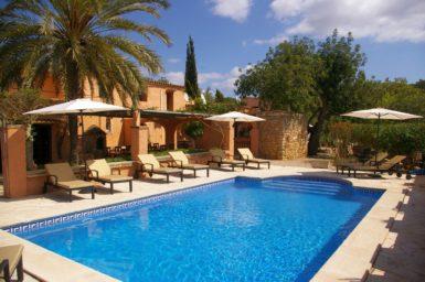 Große Finca für Familien auf Mallorca