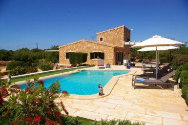 Finca mit Pool nahe Es Trenc