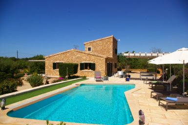 Finca Can Xesquet mit Pool