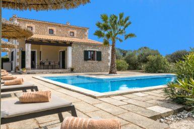 Finca zum mieten auf Mallorca