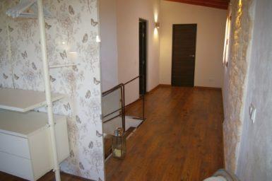 Obergeschoss mit 2 Schlafzimmer und 1 Bad