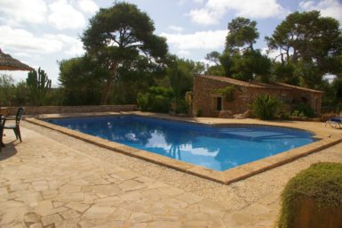Finca in ruhiger Lage