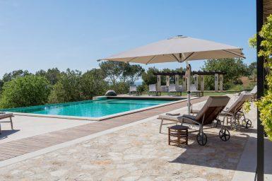 Pool der Finca Hasta la Vista
