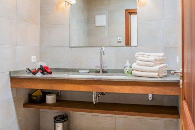 Modernes Bad en Suite