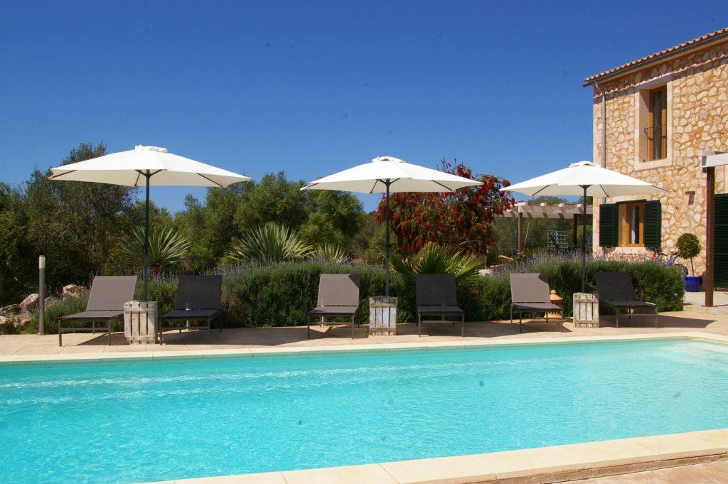 Finca Mallorca mitten in der Natur
