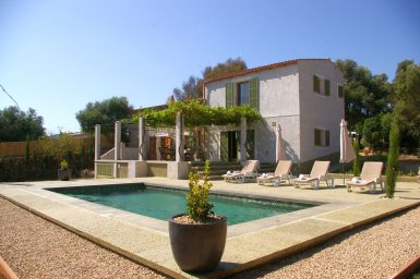 Finca mit Pool auf Mallorca