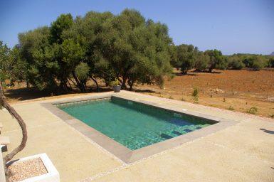 Ferienfinca mit Pool