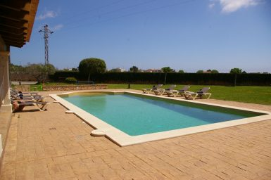 Der große Pool 15x6 Meter