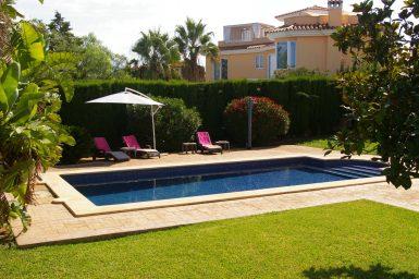 Villa für 8 Personen auf Mallorca